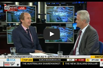 DomaCom's Arthur Naoumidis on Sky News / Switzer TV